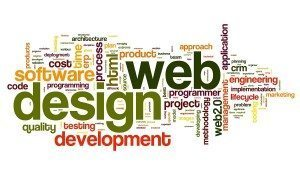 website design takes many different skills