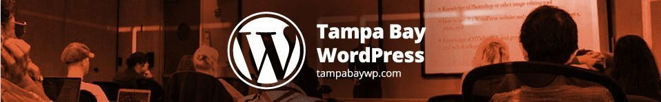 Tampa Bay WordPress Meetup