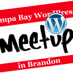 First WordPress Meetup in Brandon