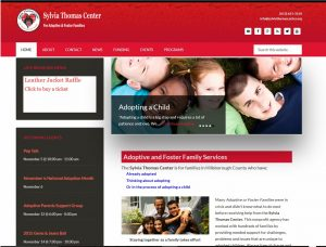 sylvia thomas center new website